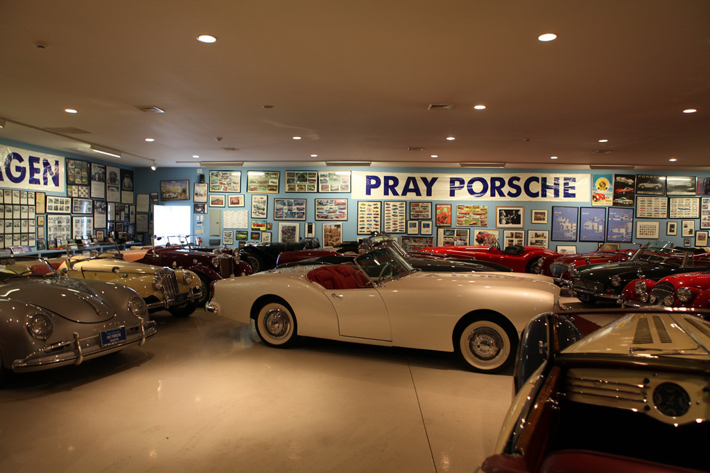 The Pray Achievement Center and The Pray Automotive Museum.